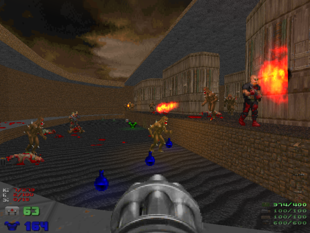 Doom Expanded Final addon - Mod DB