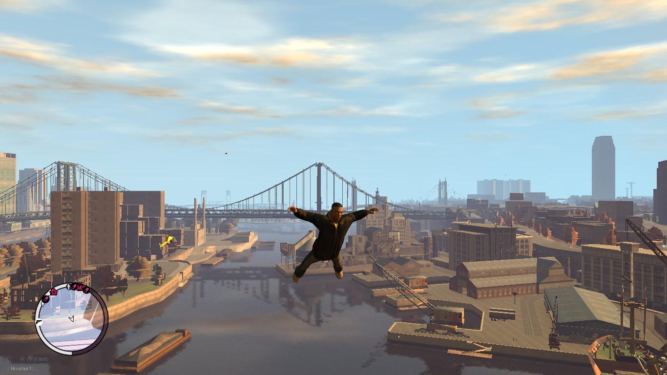 B для GTA 4 патч для GTA 4 Episodes from Liberty City