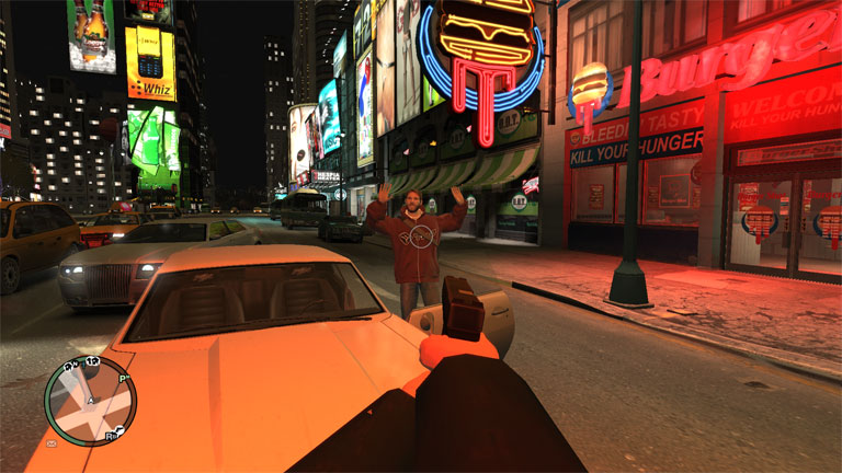 first person gta 5 ps3 mod