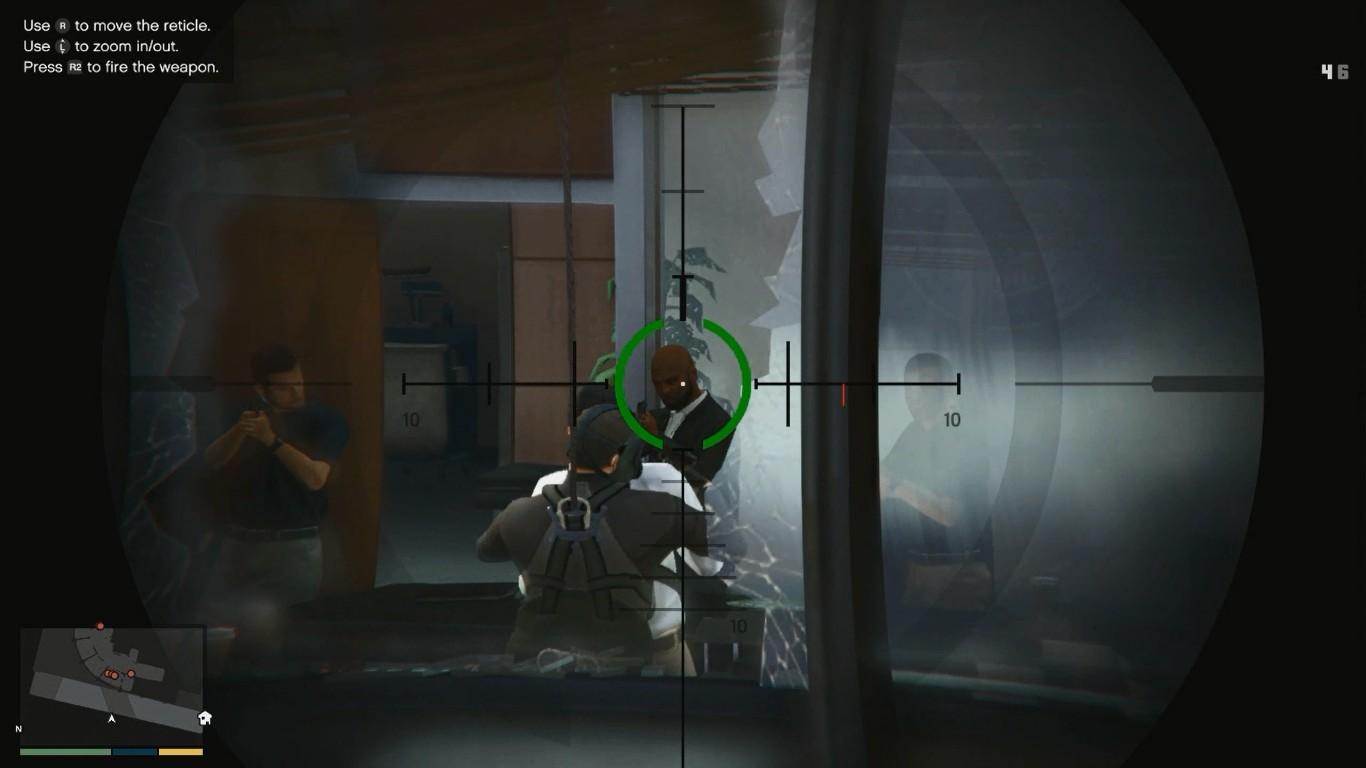 GTA V scope for GTA IV addon - Grand Theft Auto IV - Mod DB