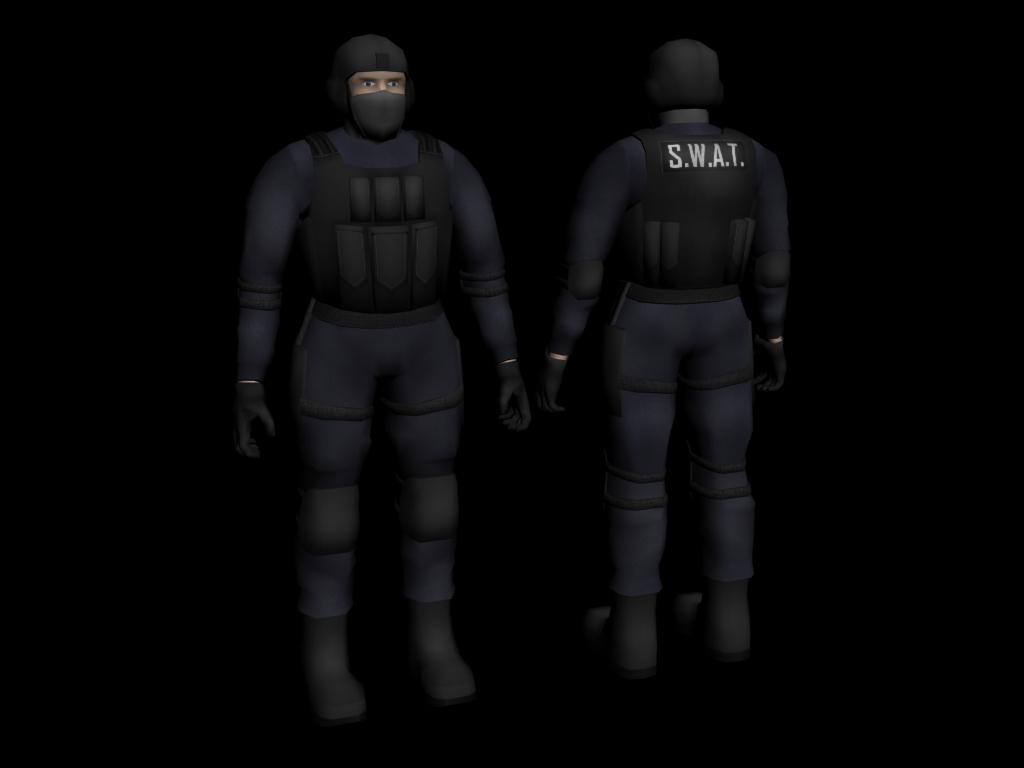 SWAT character model addon - Halo: Combat Evolved - Mod DB