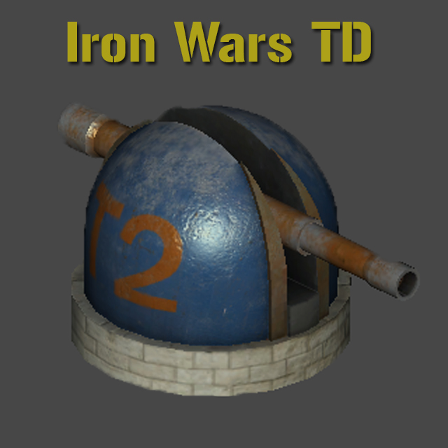 iron wars td walkthrough, guide and thumbnail