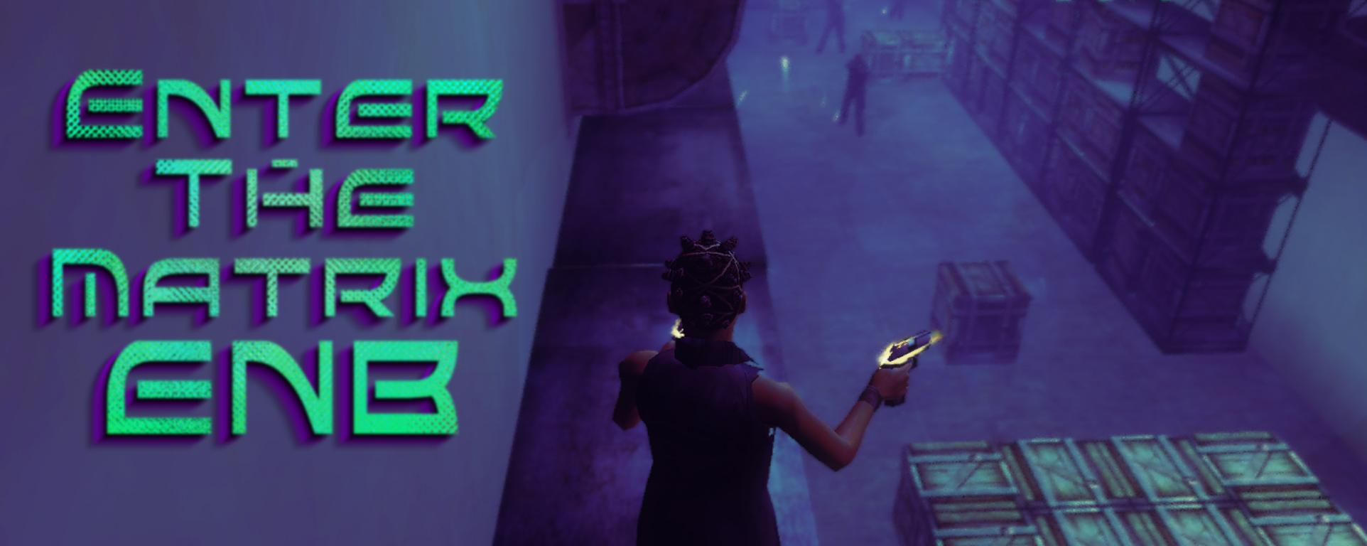 Enter The Matrix ENB file - Mod DB