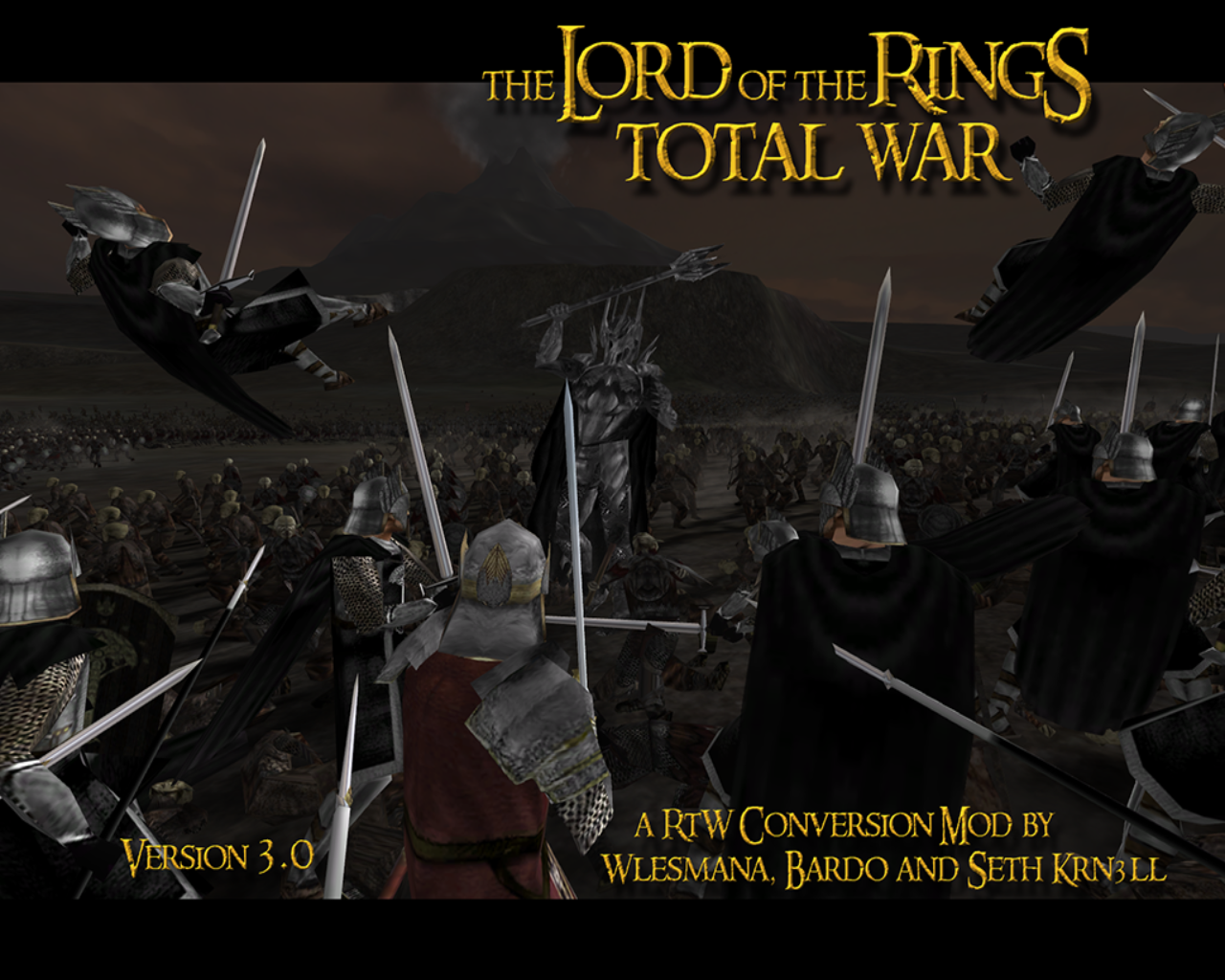 War Of The Ring Rings Exe Fix