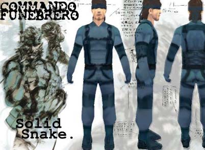 Solid Snake addon - Grand Theft Auto III - Mod DB