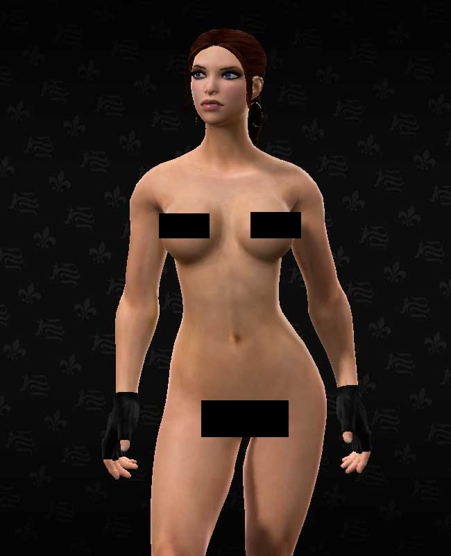 Saints row nude mod