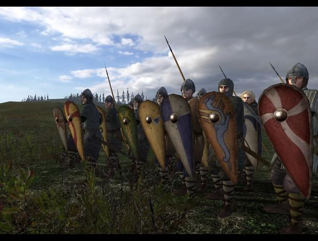 мод викинги на Mount And Blade Warband скачать - фото 7