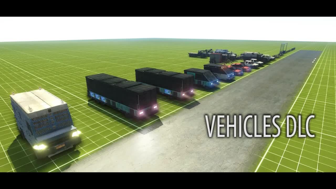 Far Cry 3 Vehicles