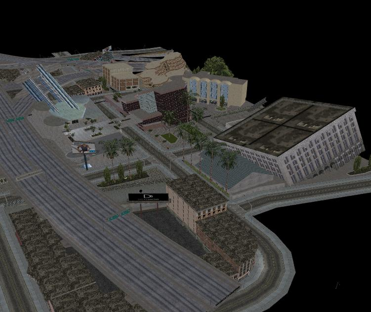 Gta Sa Weird Mini Map Addon Mod Db