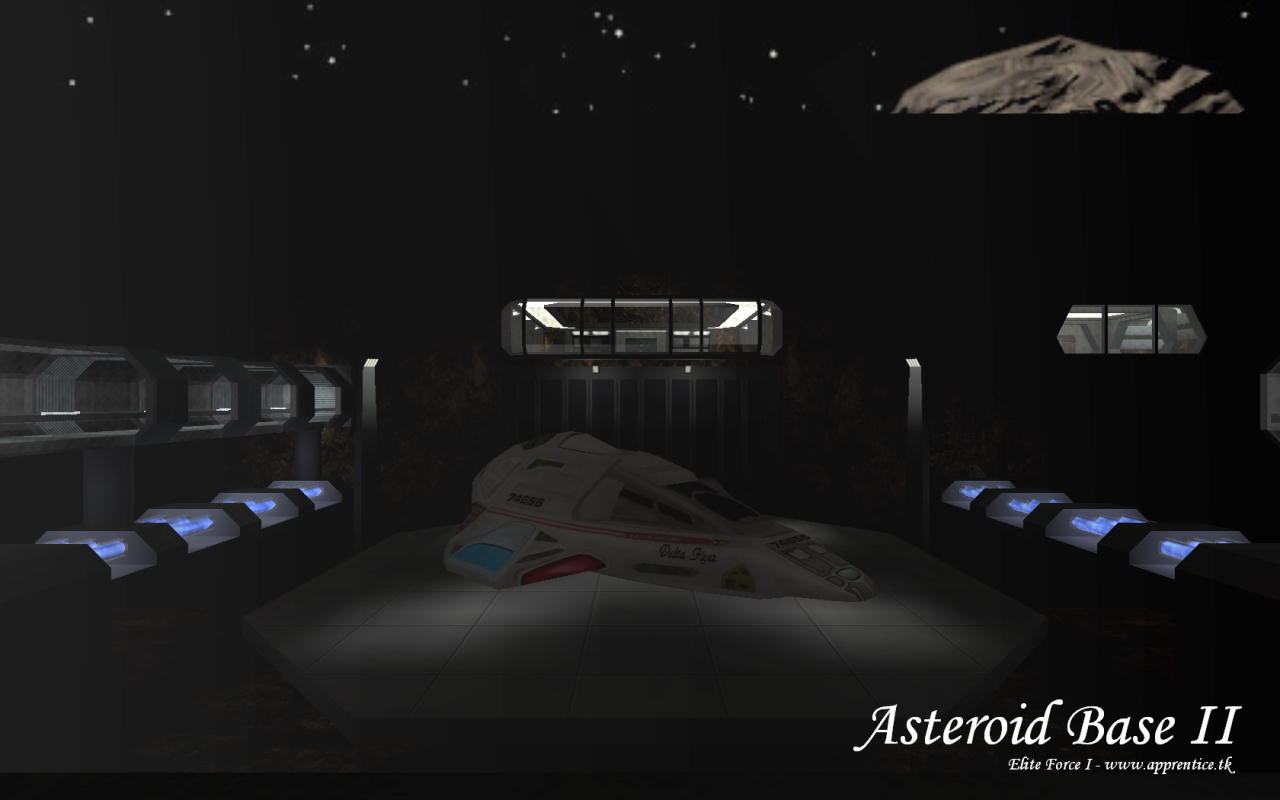 Images of Asteroid Base Map - #SpaceHero
