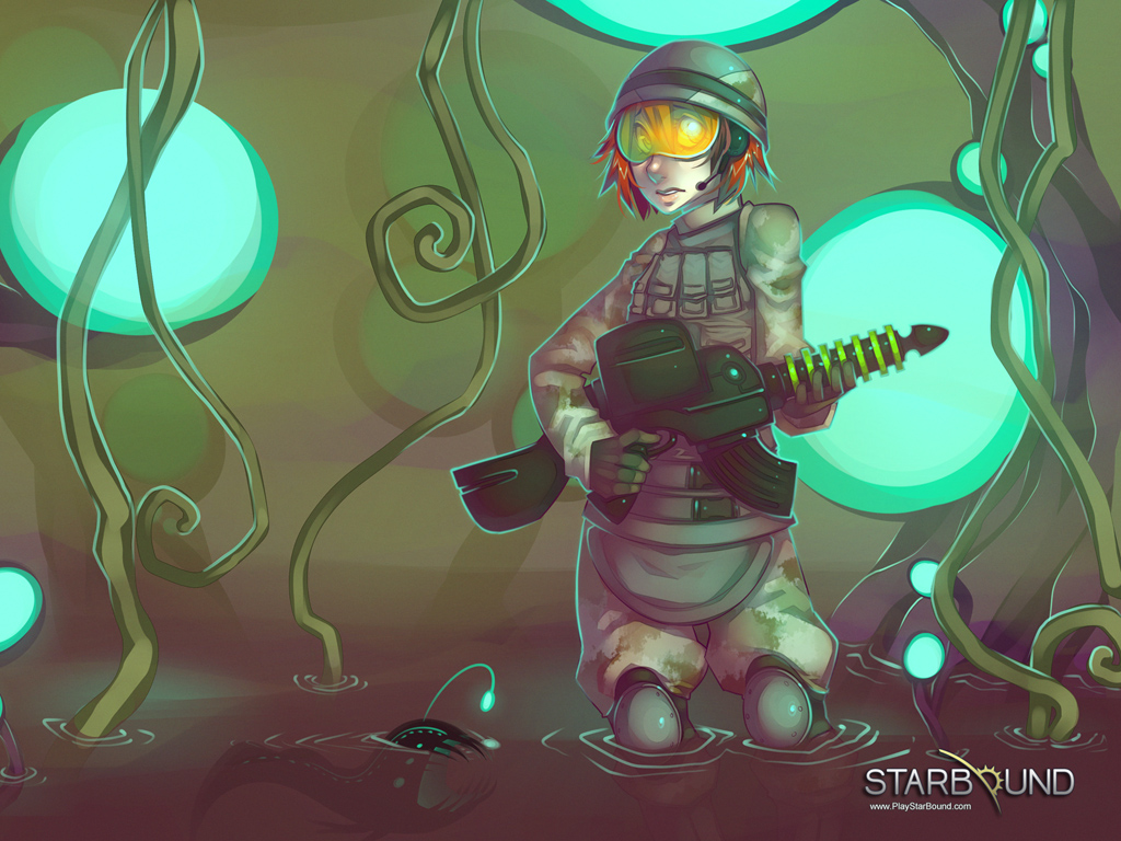 Hd Wallpapers File Starbound Mod Db