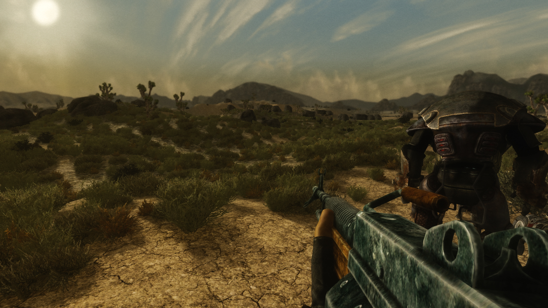 how to get good karma in fallout new vegas