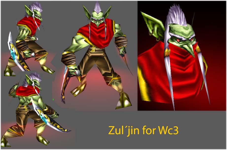 Zul Jin Amani addon - Warcraft III: Frozen Throne - Mod DB