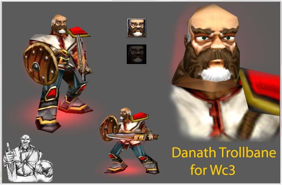 Danath Trollbane Danath