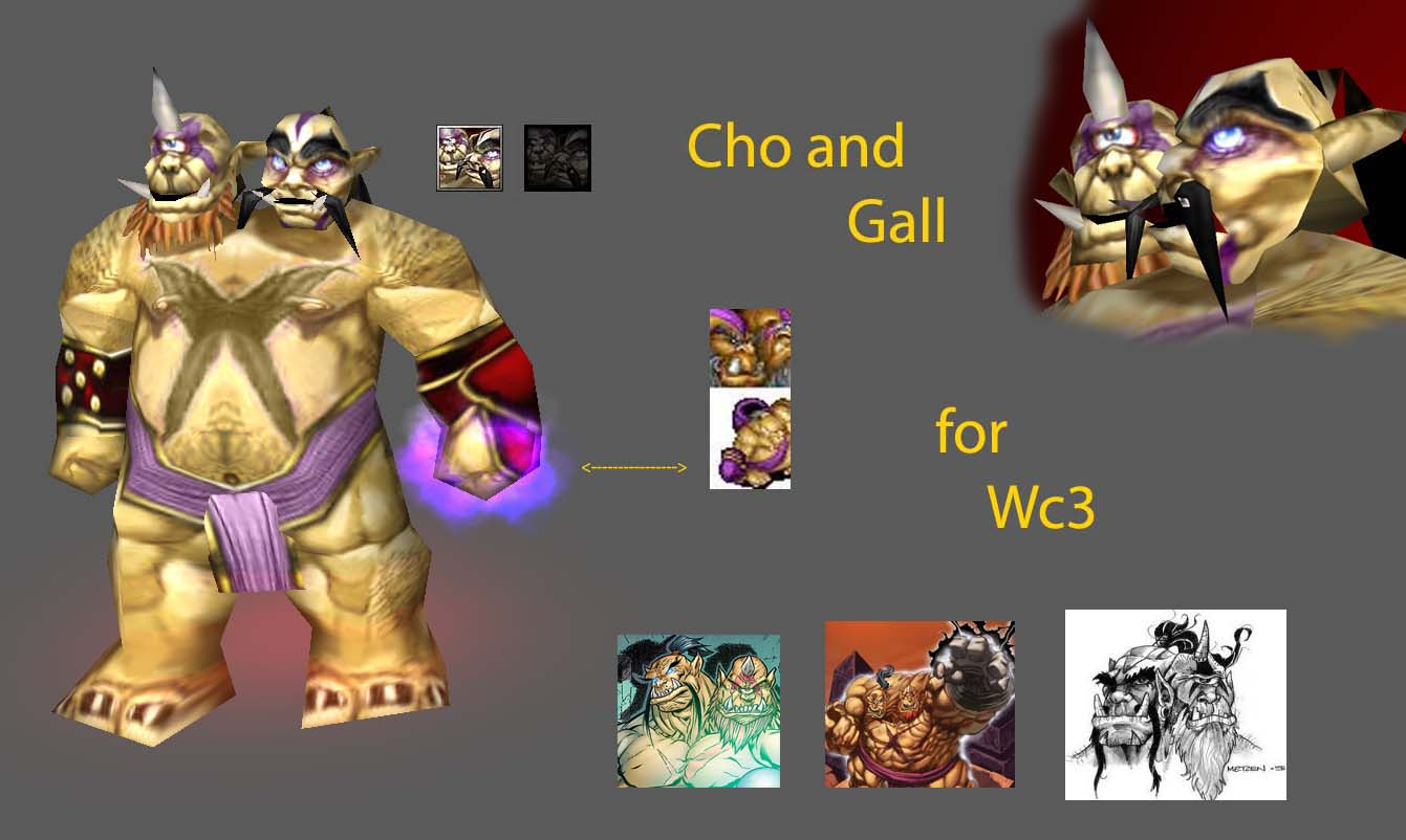 Cho Gall (Cho y Gall) Chogall