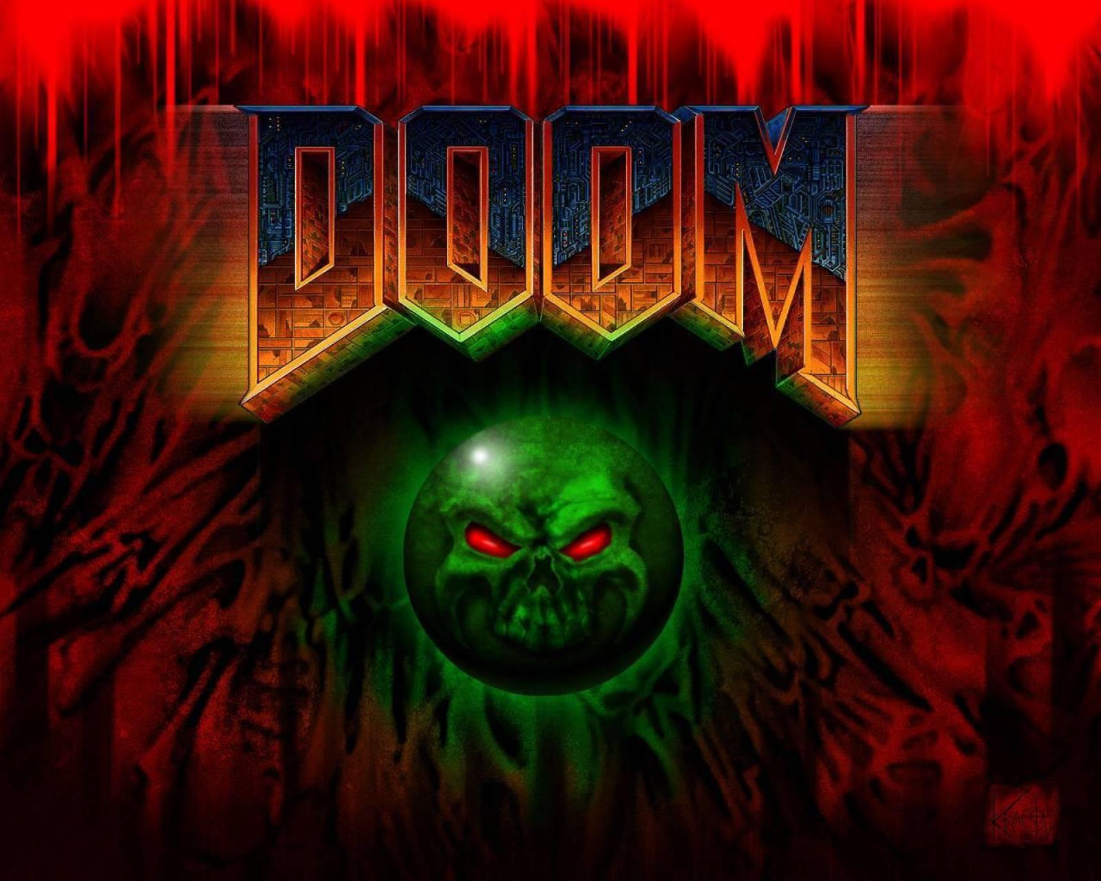 Doom Game Wallpaper 70 Images: Taggart's HUD File