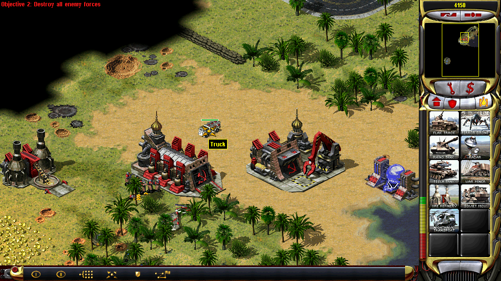 TibEd v164 - Command Conquer: Red Alert 2 Yuri's