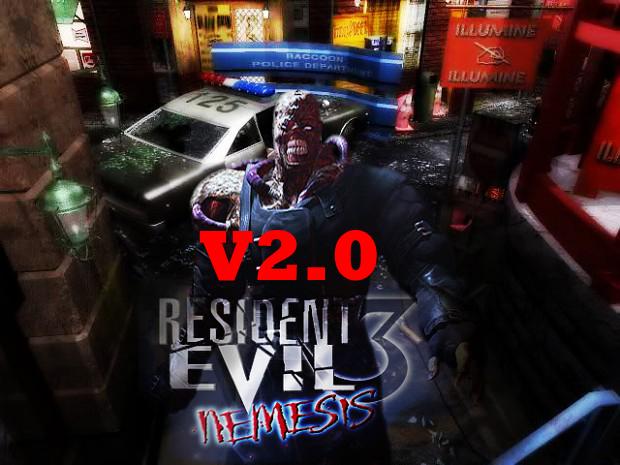 Resident Evil 3 Environmental Graphics Mod V2 0 file - Mod DB