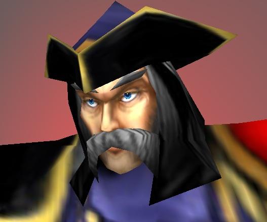 Proudmoore Portrait con sombrero Proudmoore