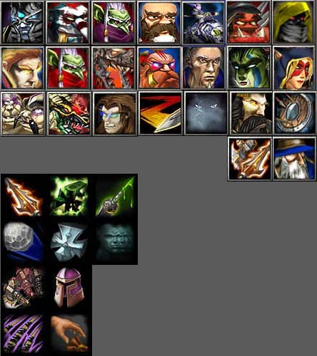 Icons addon - Warcraft III: Frozen Throne - Mod DB