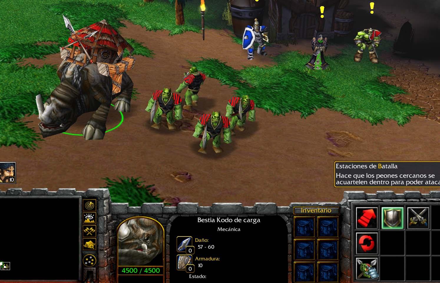 Kodo tower beast addon - Warcraft III: Frozen Throne - Mod DB