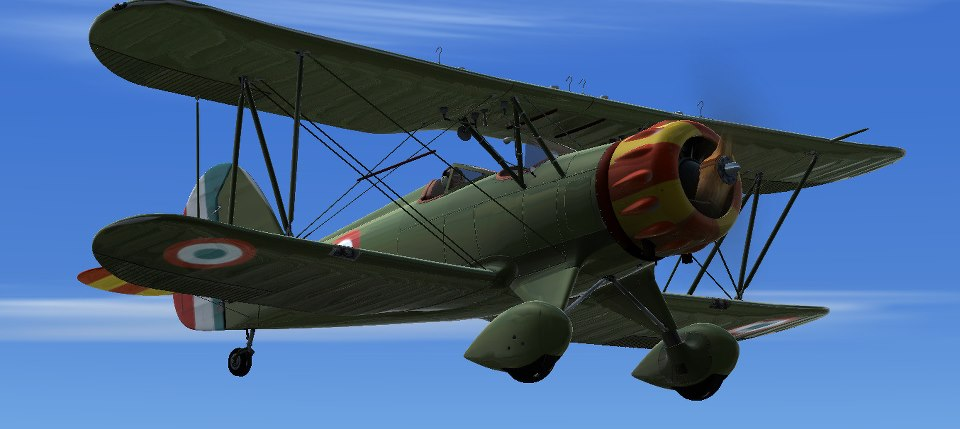 Alabeo Waco YMF5 Repaint Pack 1 for Digital Theme file - Cirrus
