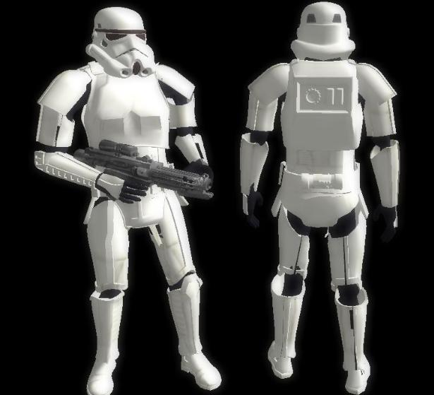 Storm-Trooper+weapon addon - Men of War - Mod DB