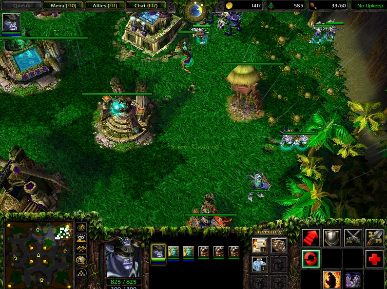 Naga Lands File Warcraft Iii Frozen Throne Mod Db