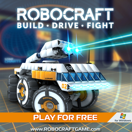 Download the Robocraft Game Launcher file - Mod DB