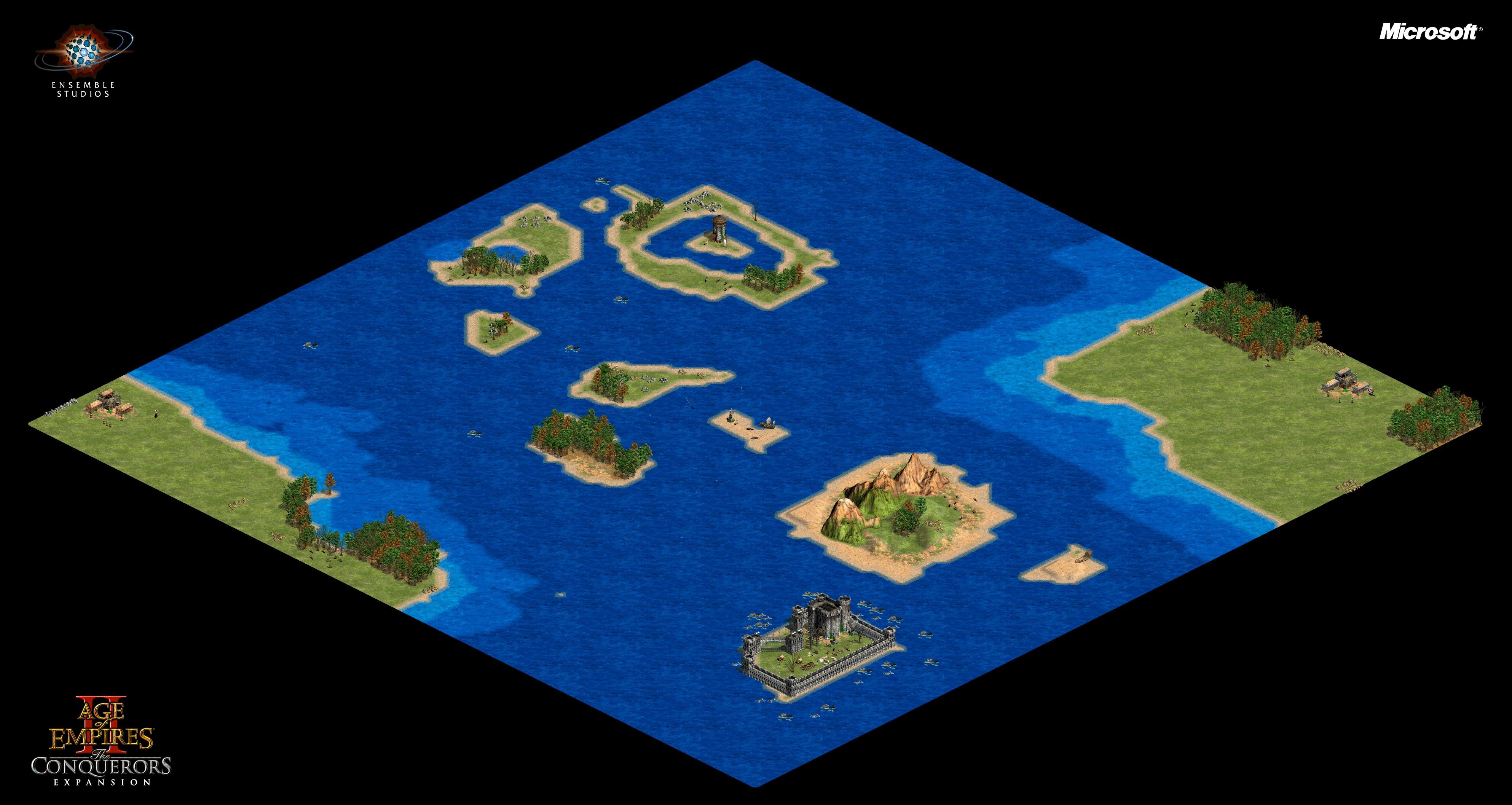 Age of Empires 3 Heaven :: Single Player Scenarios