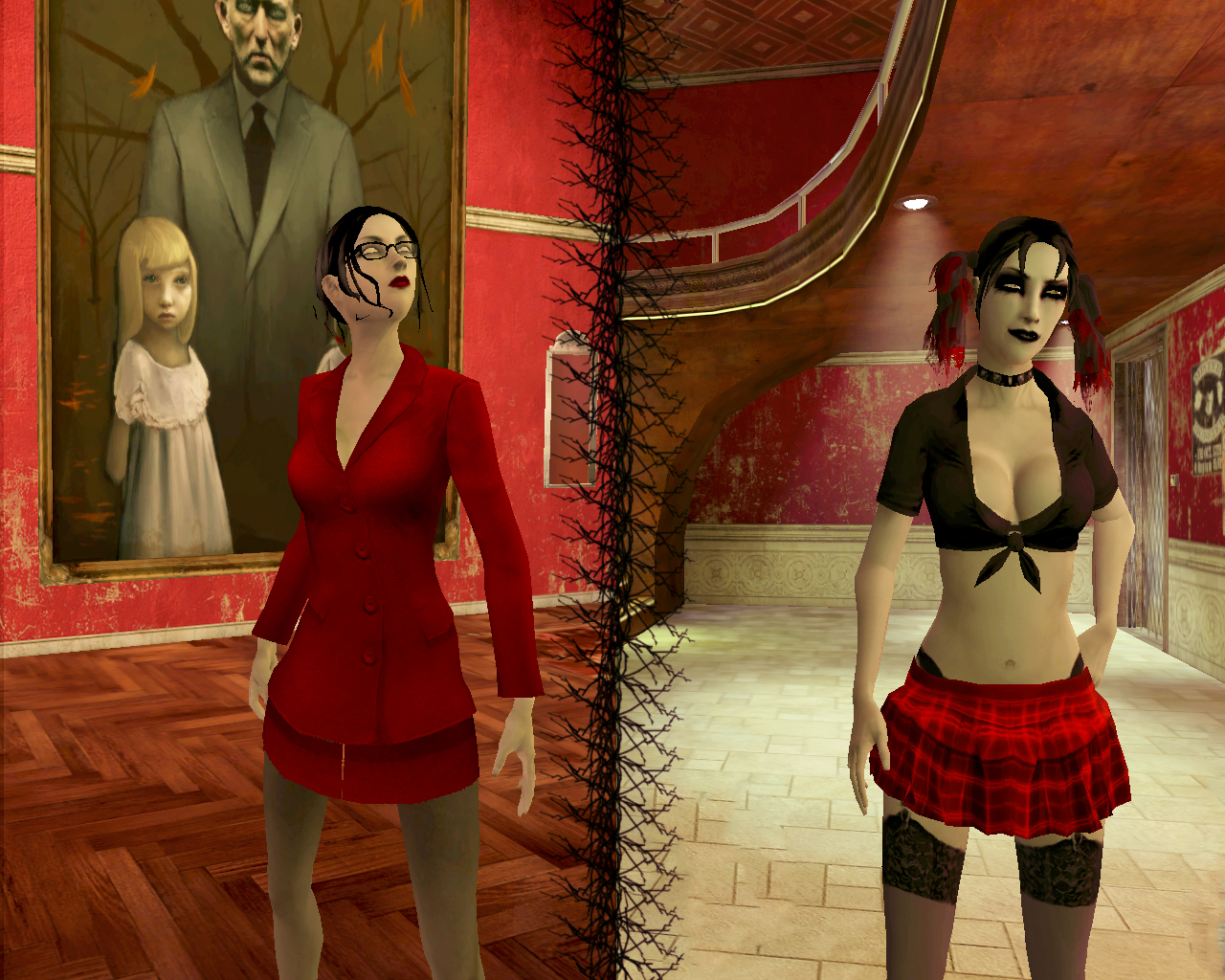 Vampire bloodlines model mods naked scenes