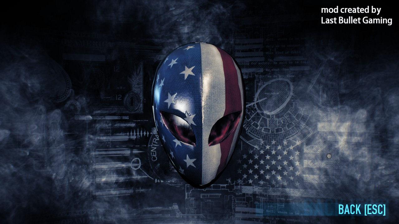 PAYDAY 2 - Dallas' Alienware Mask addon - Mod DB
