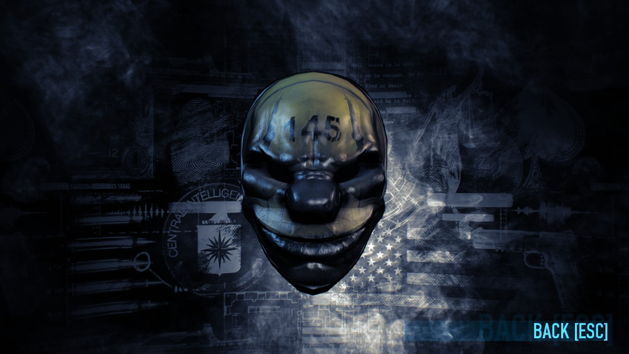 PAYDAY 2 - Chains' Gold Mask addon - Mod DB