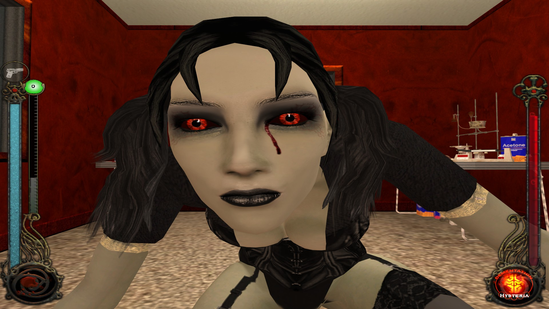 Vampire the masquerade bloodlines naked image