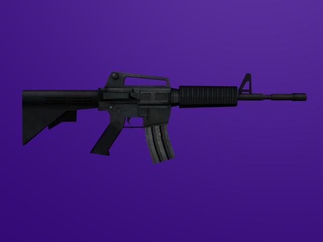 SA Weapons Pack [Beta] addon - GTA CSS mod for Grand Theft Auto: San