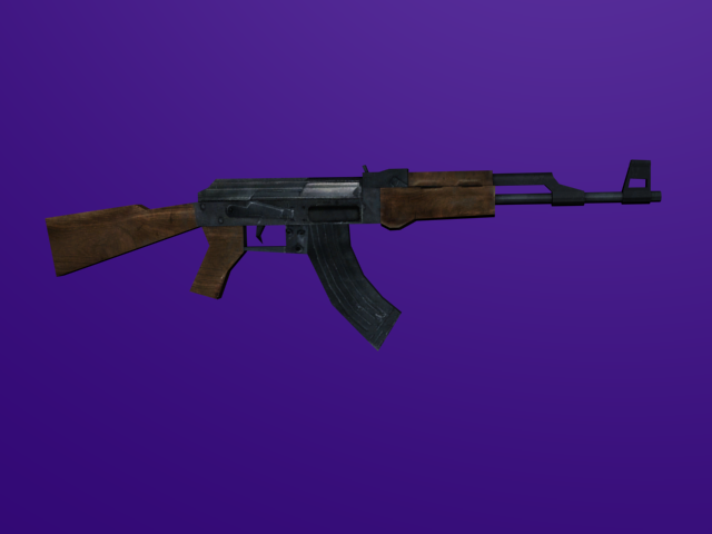 VC Weapons Pack [Final] addon - GTA CSS mod for Grand Theft Auto