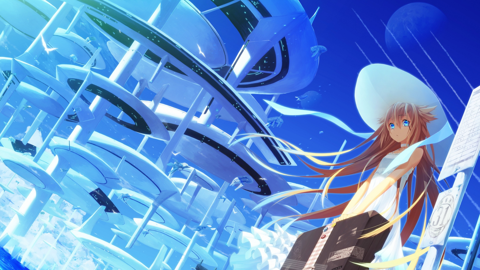 Old Anime Wallpaper's (Full-HD) - 15.05.14 file - Mod DB