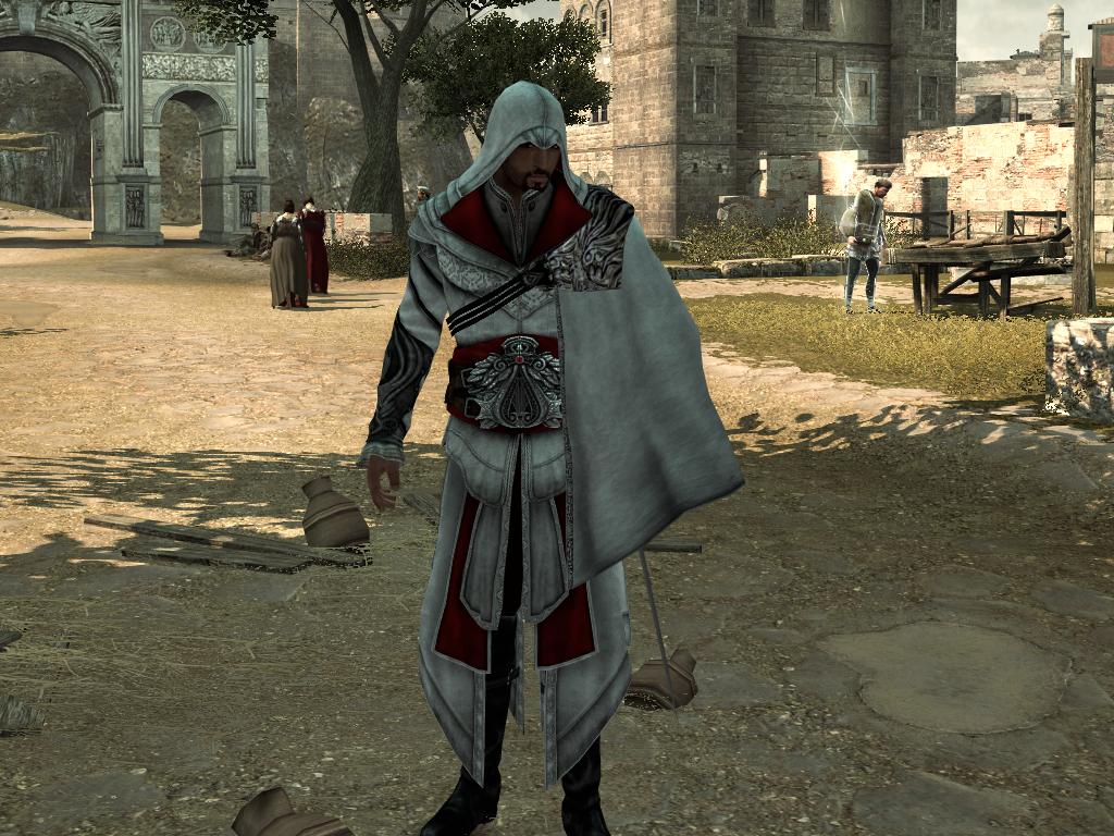 Full Version Customizable File Ezio S E3 Trailer Robes Mod For