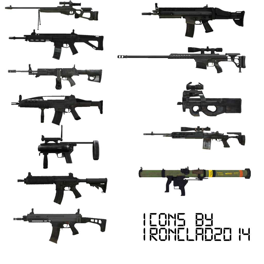 Weapons for the Battlefield