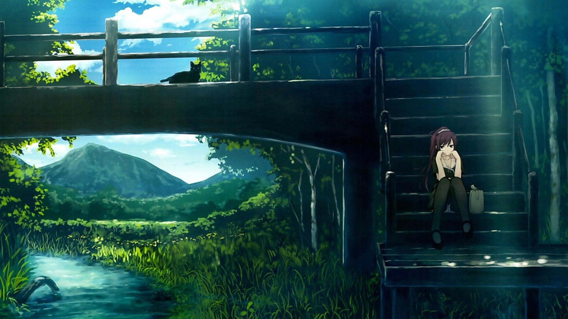 Old Anime Wallpaper's (Full-HD) - 16.06.14 file - Mod DB