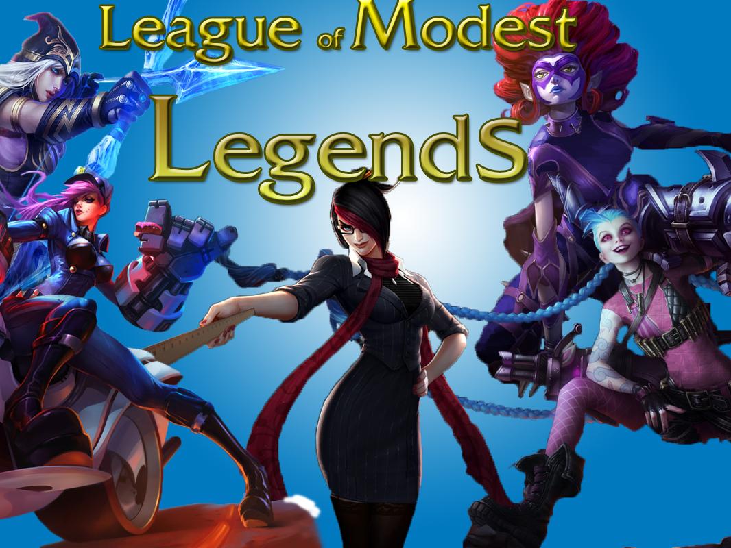 League of Modest Legends addon - Mod DB