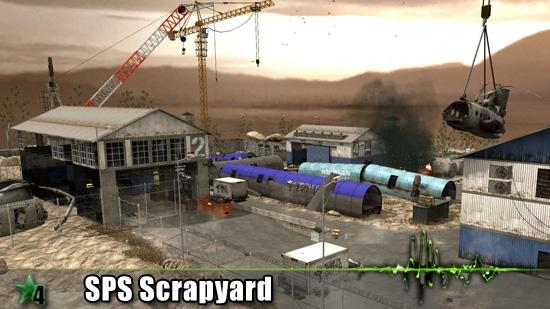 Scrapyard V1 0 ( CoD4 ) addon - [CoD] MW2 Mod for Call of