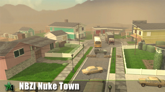 Call Of Duty Nuketown Map on
