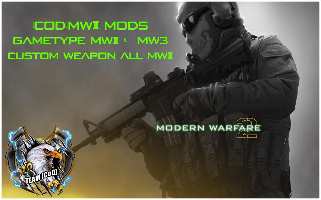 CoD] MW2 Mod file - Mod DB