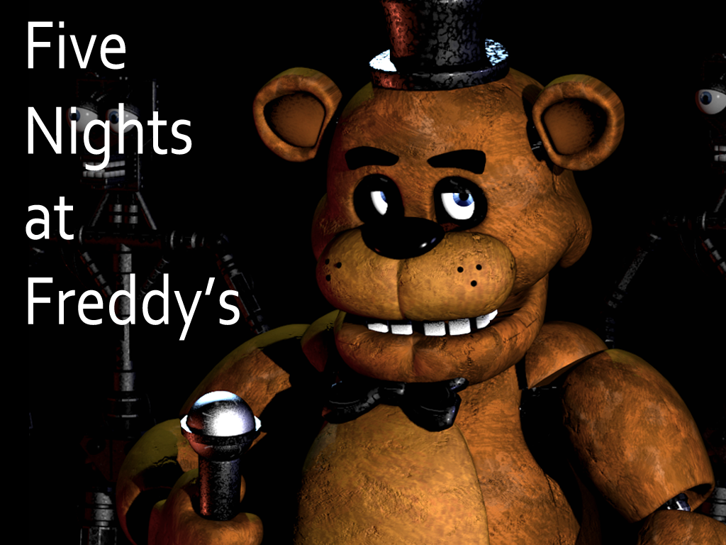 5 nights at freddys demo play now