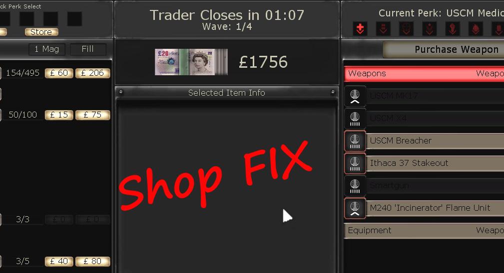 Akf Shop Fix File Aliens Killing Floor Mod For Killing Floor