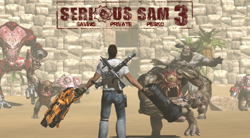 скачать Serious Sam 3 Torrent - фото 8