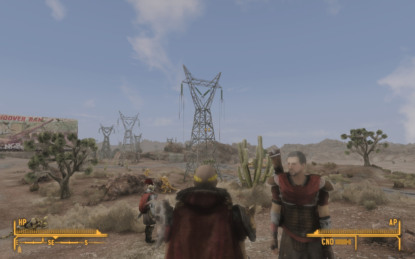 One Enb To Rule Them All Improvised Addon Fallout 3 Mod Db