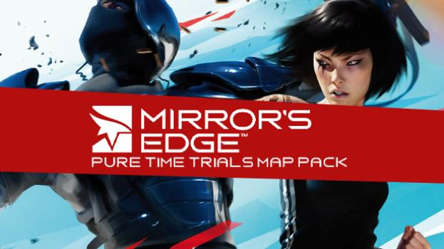 mirrors edge pure time trials cracked