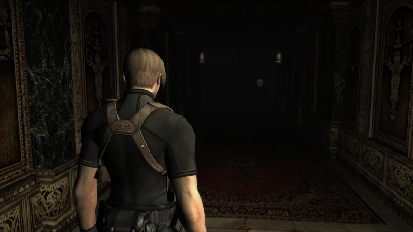 Castle part file - The Rise of Darkness (RE4-2014 UHDE) mod